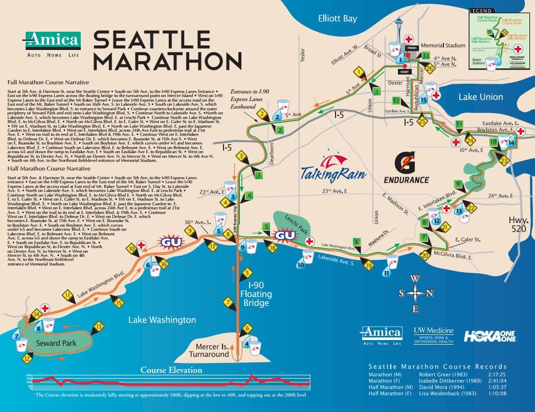 Best Marathons In Washington Runners Choose Washingtons Top