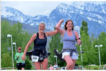 Photo Vigor Utah Half Marathon