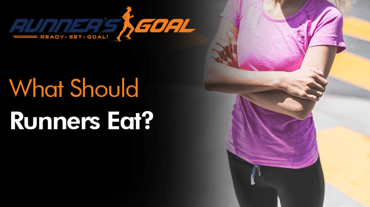 what should runners eat